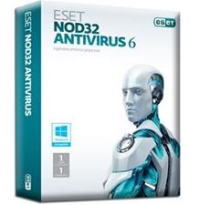 تصویر آنتی ویروس نود32 ورژن 6