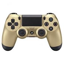 تصویر دسته بازی سونی مدل DualShock 4 | نسخه طلایی Edition، مخصوص کنسول پلیاستیشن 4