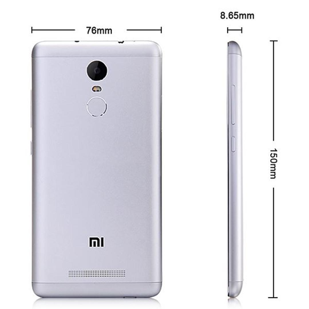 تصویر موبایل شیائومی مدل Redmi Note 3 | ظرفیت 16 گیگابایت، دو سیمکارت