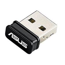 تصویر کارت شبکه ایسوس مدل USB-N10 Nano | بیسیم، درگاه USB