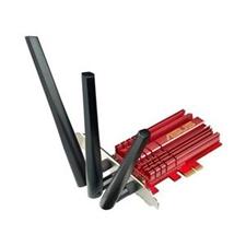 تصویر کارت شبکه ایسوس مدل PCE-N10 | بیسیم، درگاه PCI Express