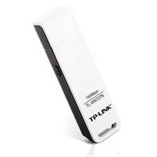 تصویر کارت شبکه تیپی-لینک مدل TL-WN727N | بیسیم، پورت USB