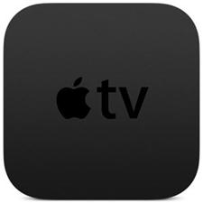 تصویر پخش کننده تلویزیون اپل Apple TV نسل چهارم | 64 گیگابایت حافظه داخلی