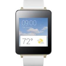 تصویر ساعتهوشمند الجی مدل G Watch W100 | بند اسپورت لاستیکی