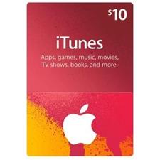 تصویر گیفت کارت اپل آیتیونز | ده دلاری