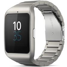 تصویر ساعت هوشمند سونی Sony SmartWatch 3 مدل SWR50 | بند استیل