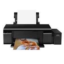 تصویر پرینتر اپسون مدل L805w Inkjet مخصوص عکس | رنگی