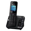 تصویر تلفن بی سیم پاناسونیک مدل KX-TGH260 | تکخط، منشیتلفنی