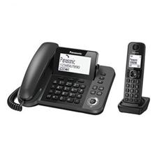 تصویر تلفن بیسیم پاناسونیک مدل KX-TGF310 | بیسیم، تکخط