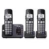 تصویر تلفن بی سیم پاناسونیک مدل KX-TGE263 | تکخط، منشیتلفنی