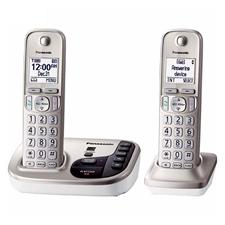 تصویر تلفن بی سیم پاناسونیک مدل KX-TGD222