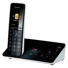 تصویر تلفن بی سیم پاناسونیک مدل KX-PRW130 | تکخط، منشیتلفنی
