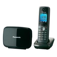 تصویر تلفن بی سیم پاناسونیک مدل KX-TG8611FX | تکخط