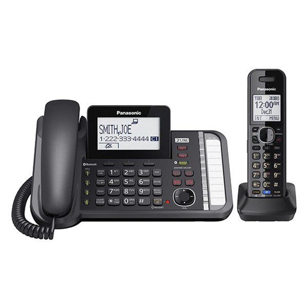 تصویر تلفن بی سیم پاناسونیک مدل KX-TG9581