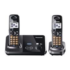 تصویر تلفن بی سیم پاناسونیک مدل KX-TG9322 | دوخط