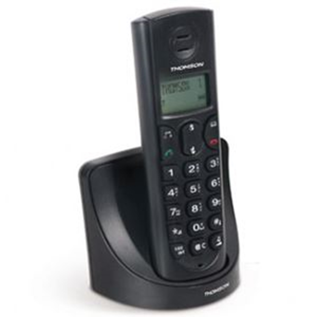 تصویر تلفن تامسون مدل Amber   بیسیم، تکخط