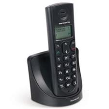 تصویر تلفن تامسون مدل Amber | بیسیم، تکخط