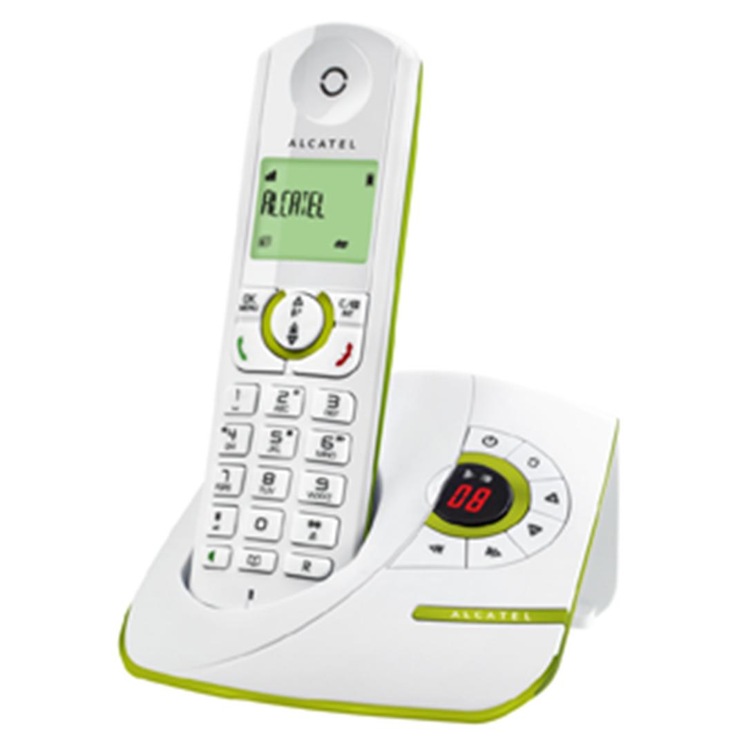 تصویر تلفن آلکاتل مدل F370 Voice | بیسیم، تکخط، منشیتلفنی