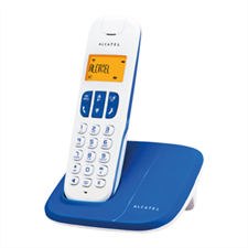 تصویر تلفن آلکاتل مدل Delta 180 | بیسیم، تکخط