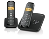 تصویر تلفن گیگاست مدل AS285 DUO | بیسیم، تکخط، منشیتلفنی