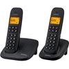 تصویر تلفن آلکاتل مدل Delta 180 Duo | بیسیم، تکخط