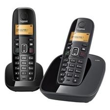 تصویر تلفن گیگاست مدل A490 DUO | بیسیم، تکخط