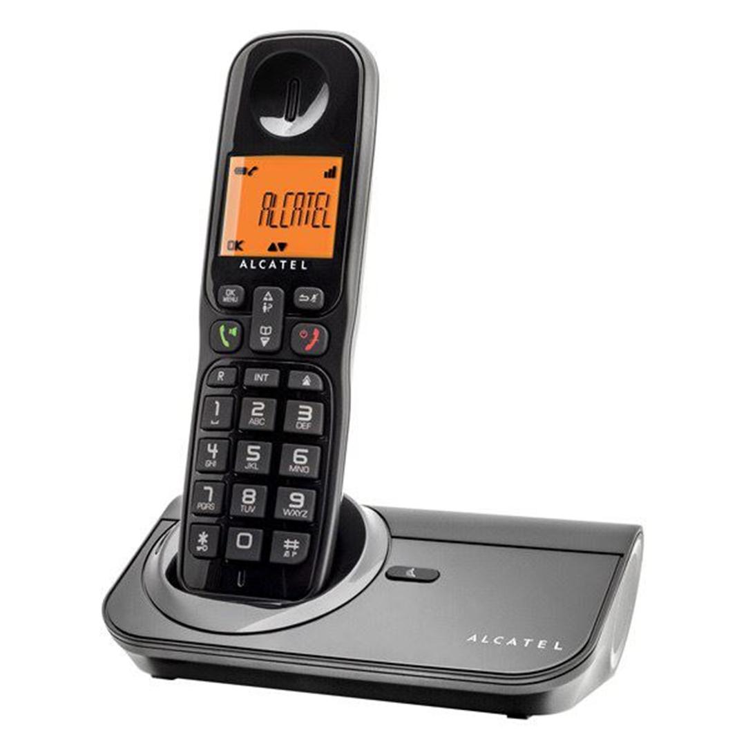 تصویر تلفن آلکاتل مدل Sigma 260 | بیسیم، تکخط