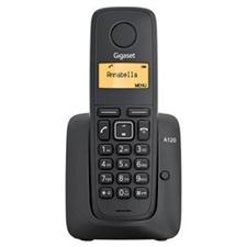 تصویر تلفن گیگاست مدل A120 | بیسیم، تکخط