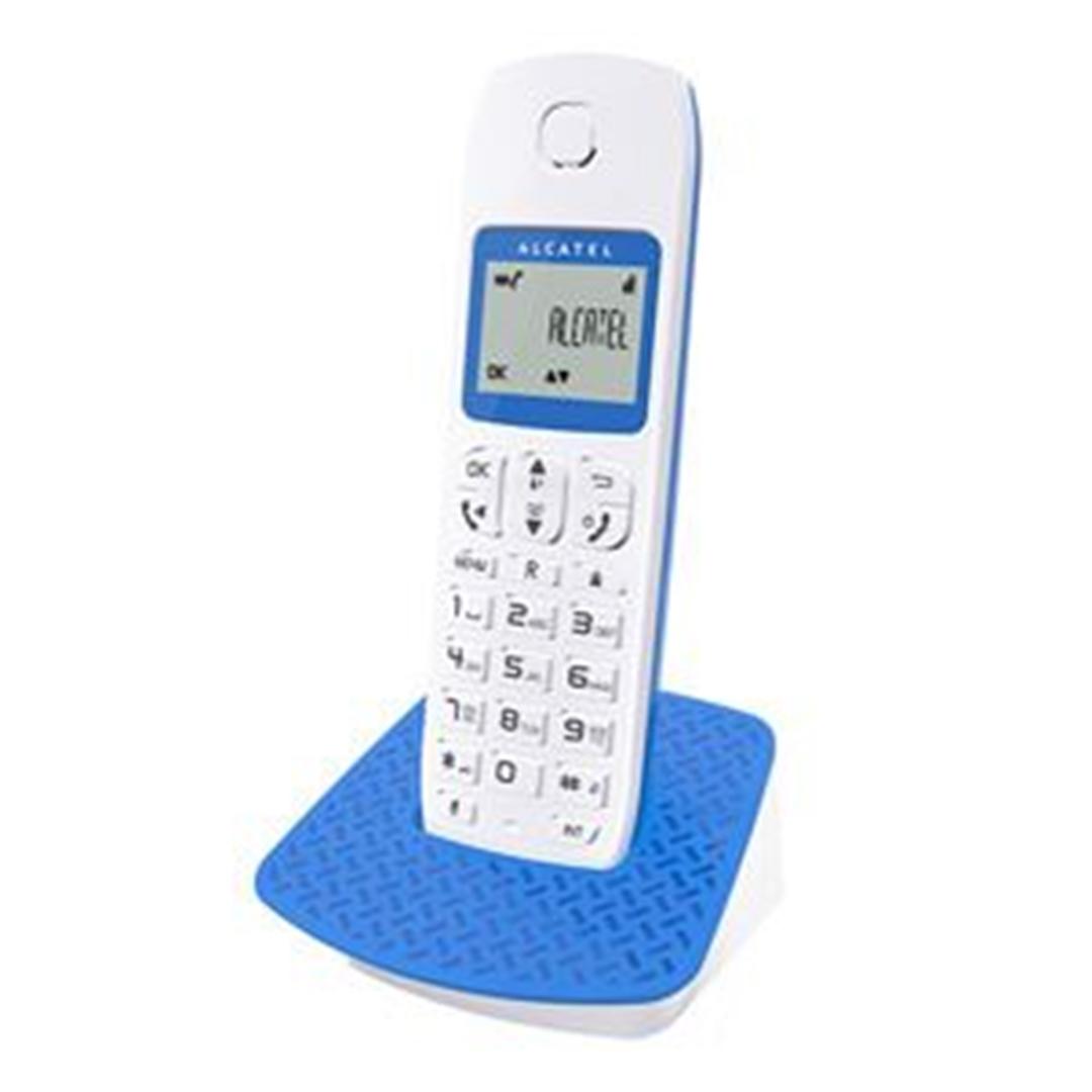 تصویر تلفن آلکاتل مدل E192   بیسیم، تکخط