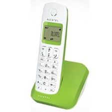 تصویر تلفن آلکاتل مدل E130 | بیسیم، تکخط