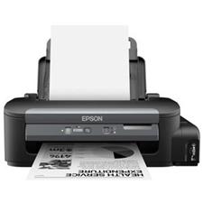 تصویر پرینتر اپسون مدل M100 Inkje | سیاهوسفید