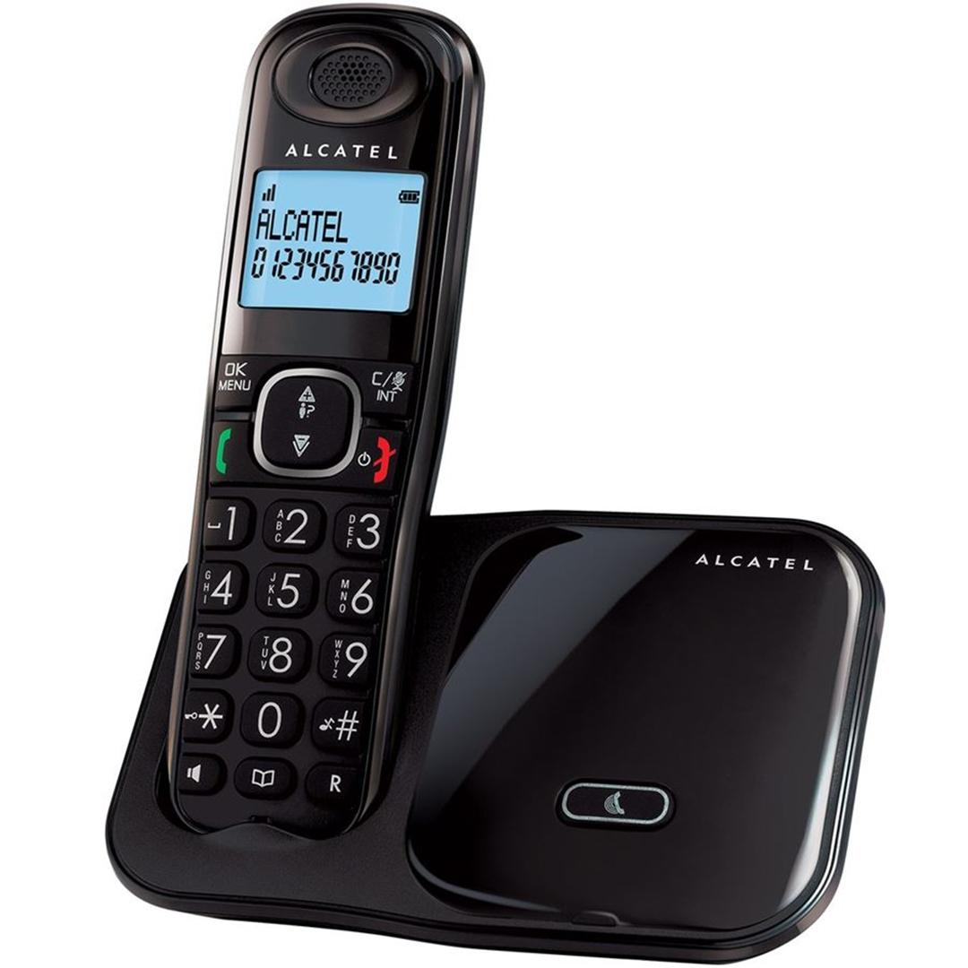 تصویر تلفن آلکاتل مدل XL280 | بیسیم، تکخط
