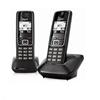 تصویر تلفن گیگاست مدل A410 DUO | بیسیم، تکخط، منشیتلفنی