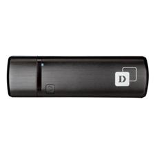 تصویر کارت شبکه دی-لینک مدل DWA-182 | بیسیم، پورت USB