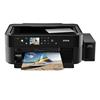 تصویر پرینتر اپسون سهکاره مدل L850 Inkjet   رنگی