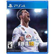 تصویر بازی FIFA 18 فیفا 18   مخصوص کنسول پلی استیشن 4