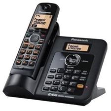 تصویر تلفن بی سیم پاناسونیک مدل KX-TG3811BX | تکخط