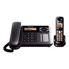 تصویر تلفن بی سیم پاناسونیک مدل KX-TG6461 | تکخط، منشیتلفنی