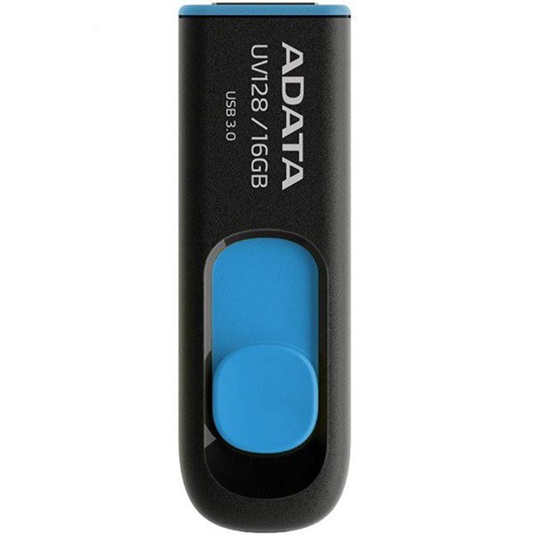 تصویر فلش مموری ای دیتا مدل UV128 | ظرفیت 16 گیگابایت