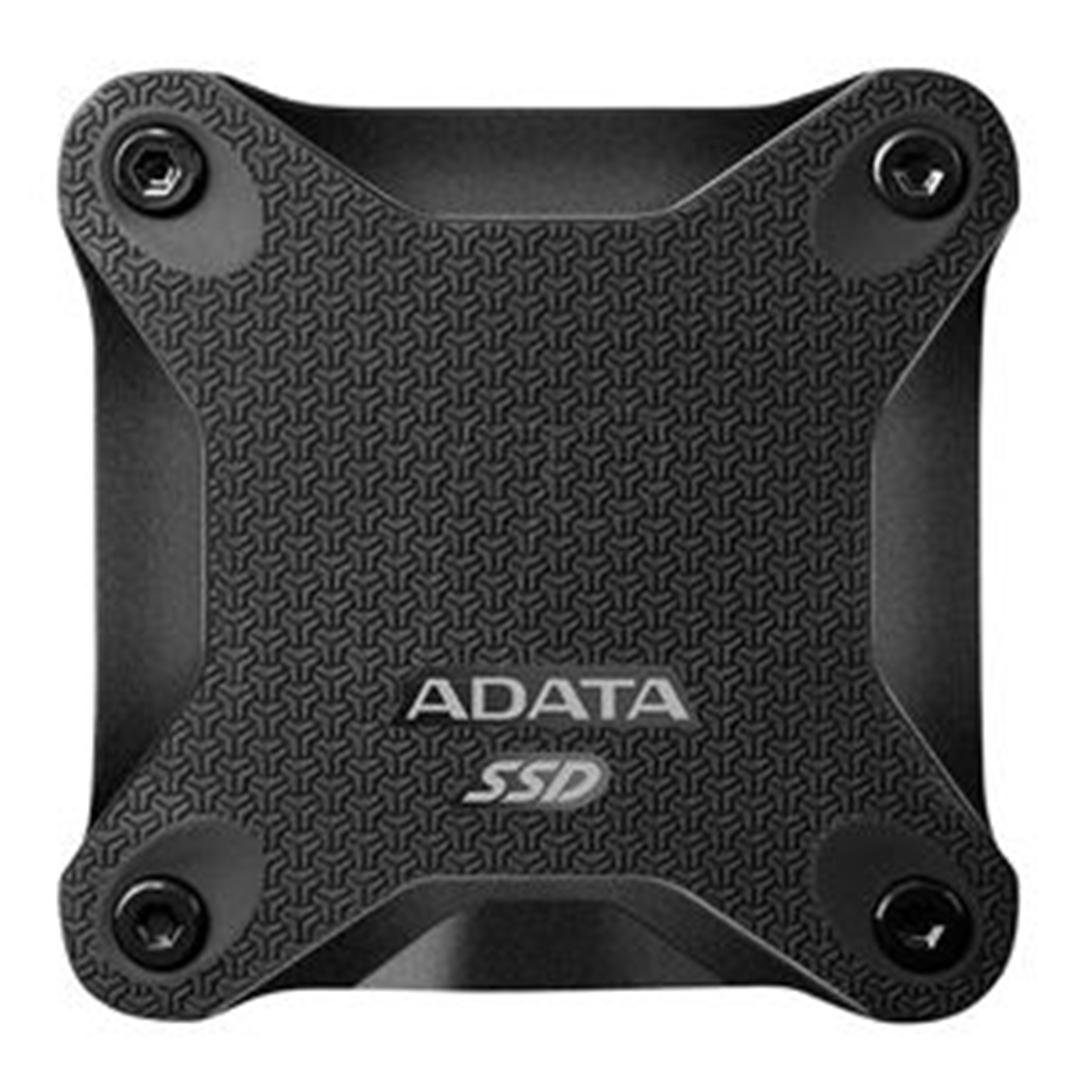 تصویر SSD اکسترنال ای دیتا مدل SD600 | ظرفیت 256 گیگابایت، پورت USB 3.1