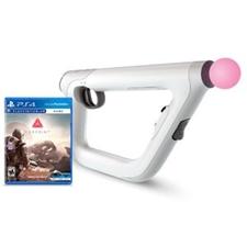 تصویر تفنگ واقعیت مجازی سونی Aim Controller | به همراه بازی Farpoint
