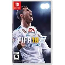 تصویر بازی FIFA 18 فیفا 18   مخصوص کنسول نینتندو سوئیچ