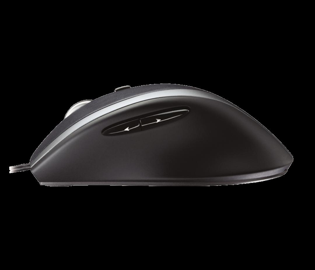 تصویر ماوس باسیم لاجیتک مدل M500 | دقت 1000dpi