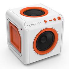 تصویر اسپیکر الوکاکوک مدل AudioCube   قابل حمل