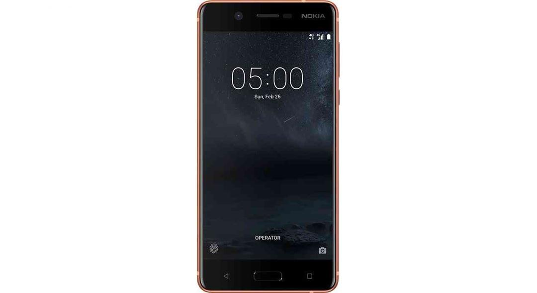 تصویر موبایل نوکیا مدل Nokia 5   ظرفیت 16 گیگابایت، دو سیمکارت