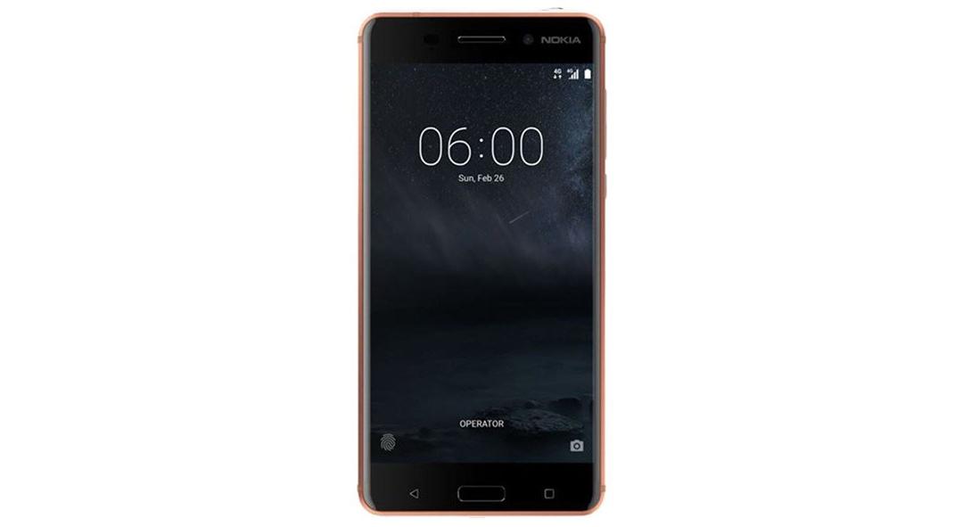 تصویر موبایل نوکیا مدل Nokia 6   ظرفیت 32 گیگابایت، دو سیمکارت