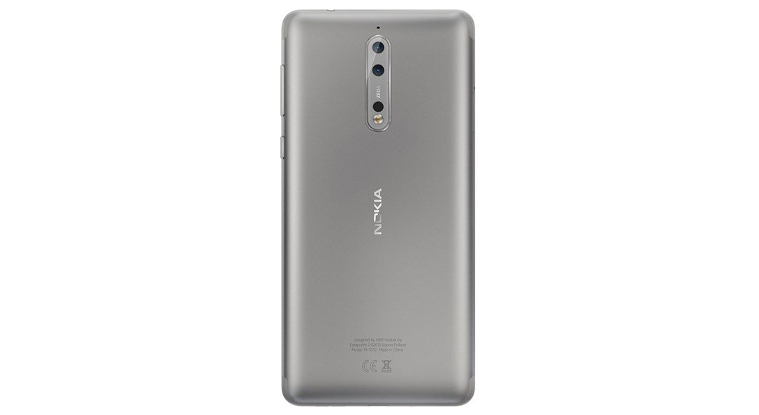 تصویر موبایل نوکیا مدل Nokia 8   ظرفیت 64 گیگابایت، دو سیمکارت