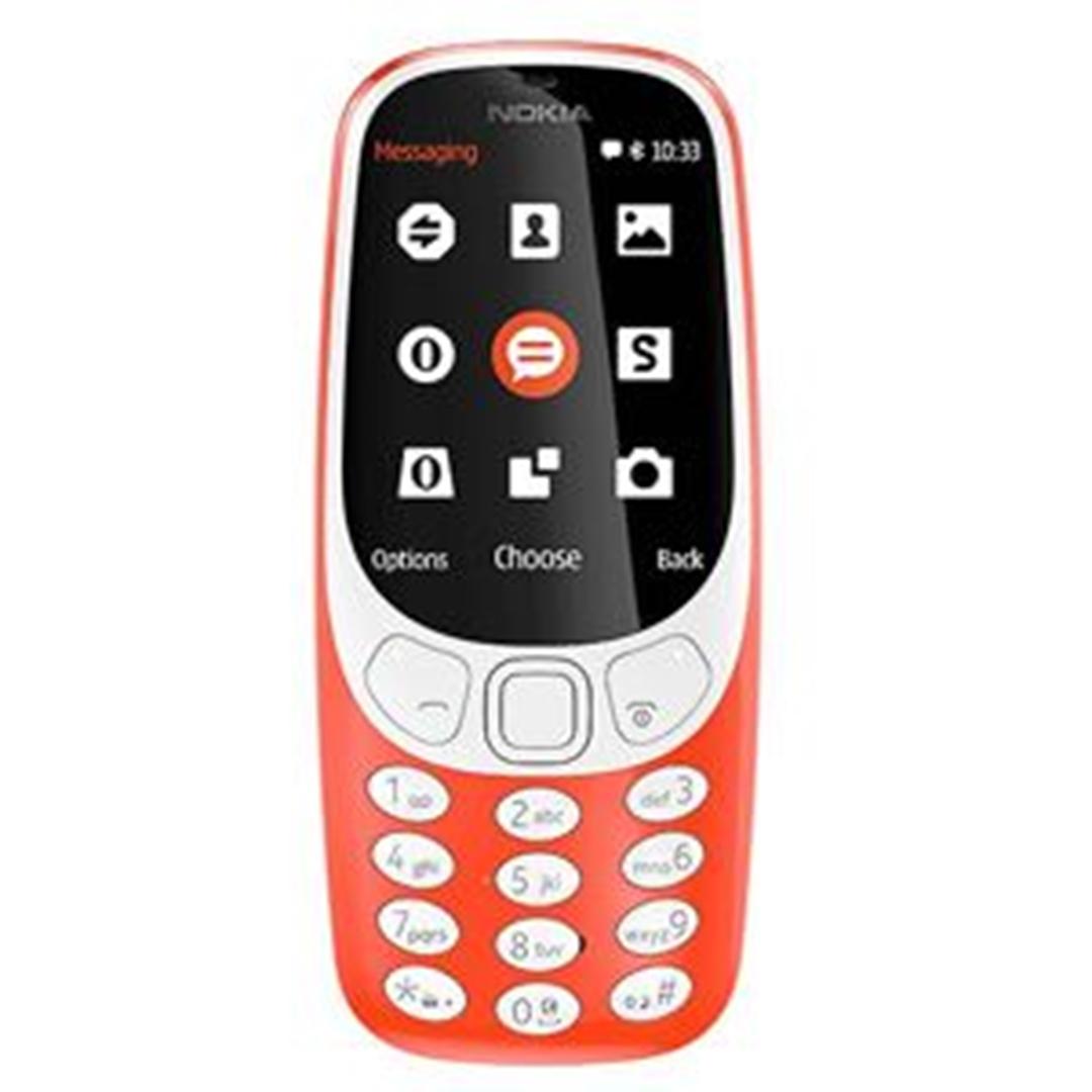 تصویر موبایل نوکیا مدل 3310 | ظرفیت 16 گیگابایت، دو سیمکارت