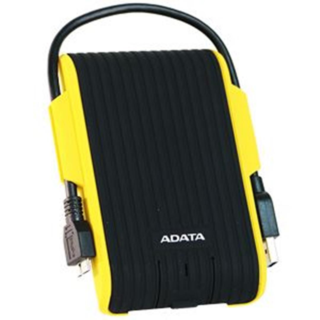 تصویر هارد دیسک اکسترنال ای دیتا مدل HD725 | ظرفیت یک ترابایت، پورت USB 3.1