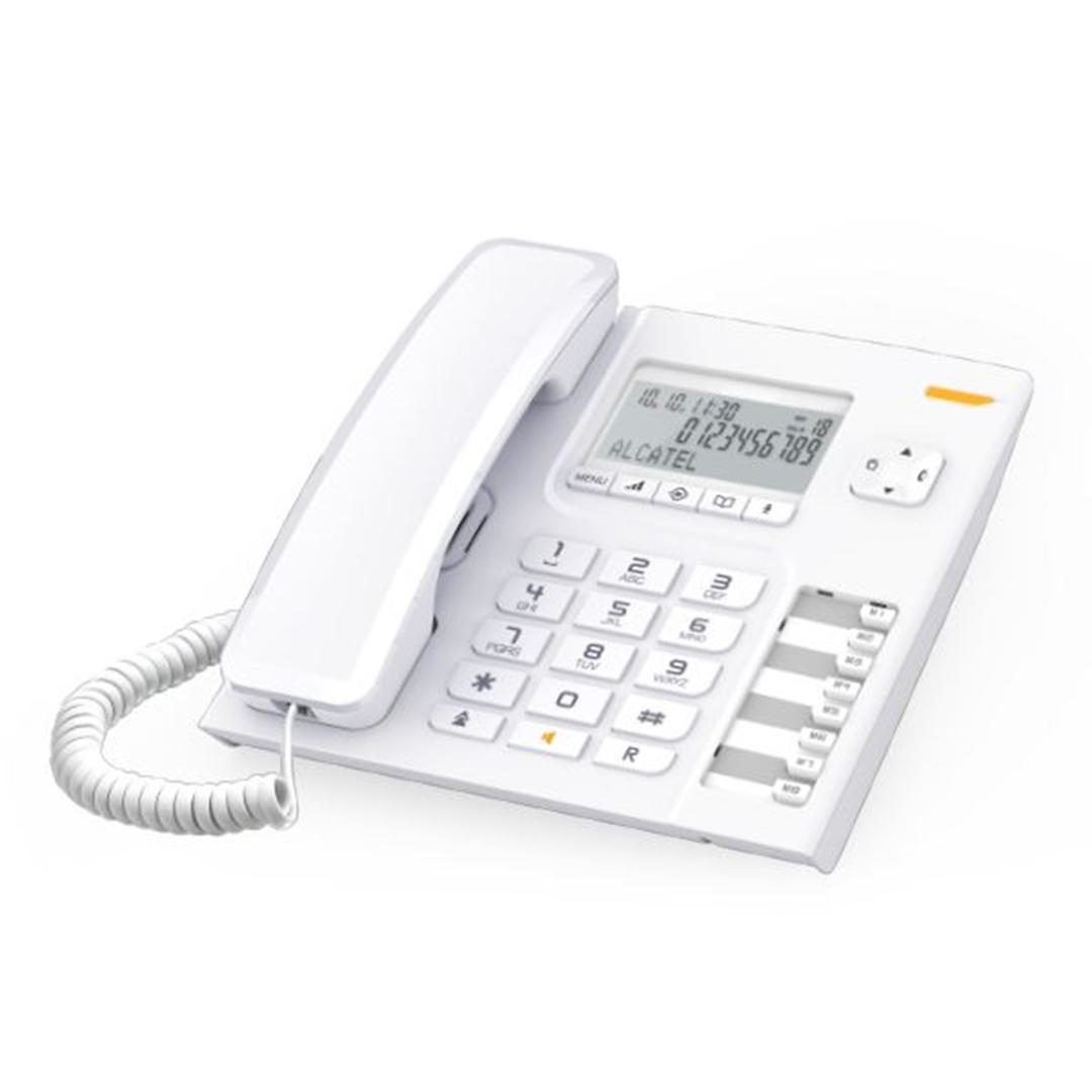 تصویر تلفن آلکاتل مدل T76 | باسیم، تکخط